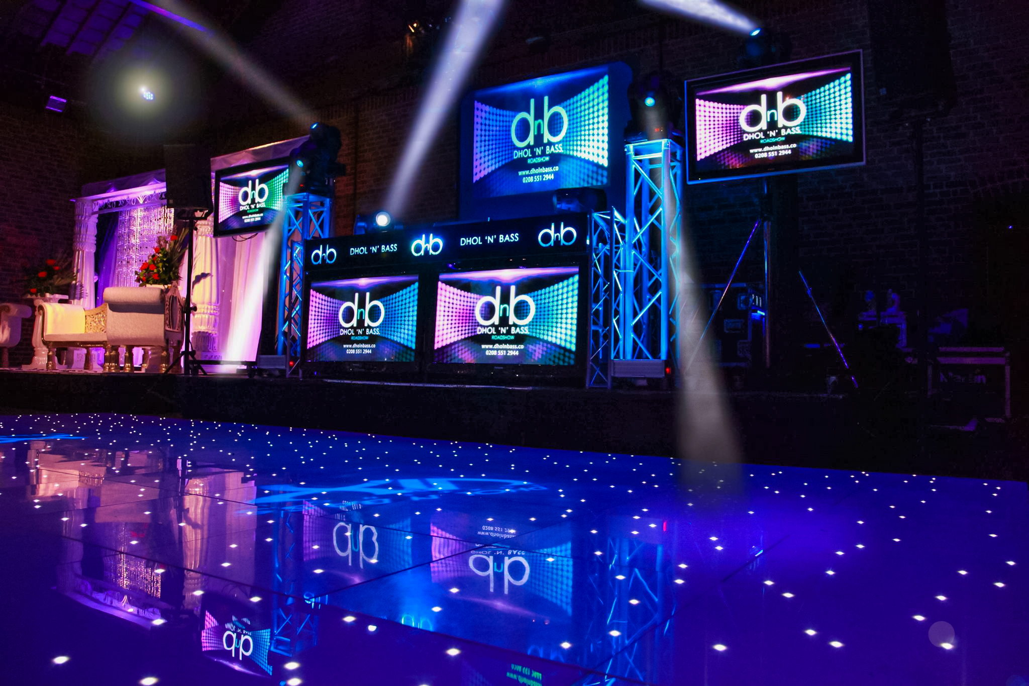 Premier AVL – The UK's Premier Audio Visual Hire