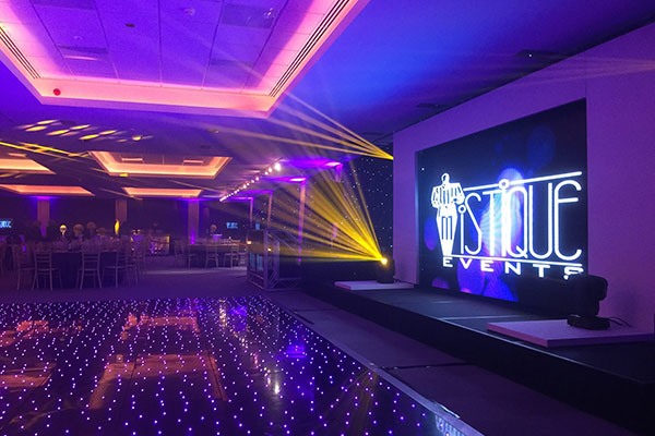 LED Dancefloors