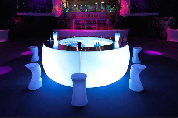 LED Bar Furniture